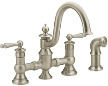 Kitchen Faucets available in many finishes